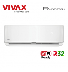Aer Conditionat VIVAX R-Design ACP-18CH50AERI Wi-Fi Ready Inverter 18000 BTU