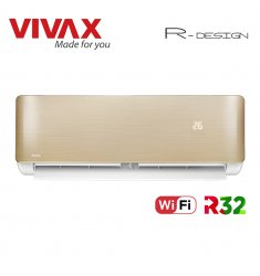 Aer Conditionat VIVAX R-Design ACP-12CH35AERI GOLD Wi-Fi Inverter 12000 BTU