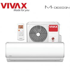 Aer Conditionat VIVAX M-Design ACP-09CH25AEMI Wi-Fi Ready Inverter 9000 BTU