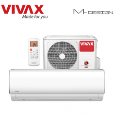 Aer Conditionat VIVAX M-Design ACP-12CH35AEMI Wi-Fi Ready Inverter 12000 BTU