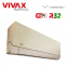 Aer Conditionat VIVAX V-Design ACP-12CH35AEVI GOLD R32 Wi-Fi Inverter 12000 BTU