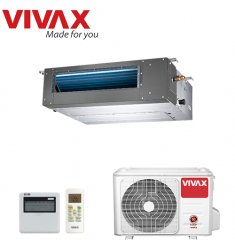 Aer Conditionat DUCT VIVAX ACP-24DT70AERI 220V Inverter 24000 BTU