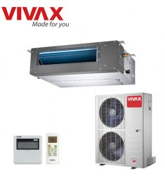 Aer Conditionat DUCT VIVAX ACP-48DT140AERI 380V Inverter 48000 BTU